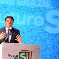 """Renzi: """"Pronto a cambiare Italicum, referendum più importante"""""""