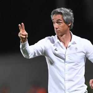 "Fiorentina, Sousa: ""Mancato rispetto verso i nostri avversari"""