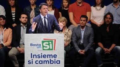 Renzi disponibile ad archiviare l'Italicum   vd      'Cambiamolo, referendum è più importante'
