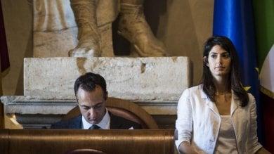 Roma, Consiglio conferma   video       il no di Raggi ai Giochi 2024