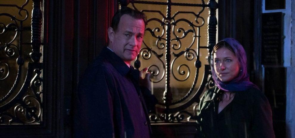 "Tom Hanks all'Inferno: ""Filosofia e mistero, mix irresistibile"""