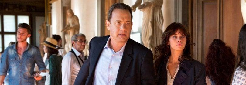 """Tom Hanks all'Inferno: """"Filosofia e mistero, mix irresistibile"""" -  Foto  -  Trailer"""