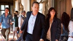 """Tom Hanks all'Inferno:  """"Mix di filosofia e mistero"""""""