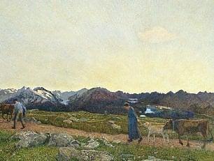 Da Segantini a Van Gogh, 'La grande arte' al cinema