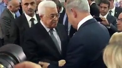 L'addio a Peres: È stato un grande del mondo