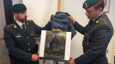 Napoli, in mano alla camorra  i due Van Gogh rubati ad Amsterdam