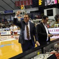 Recalcati: ''Con Milano non c'è storia, che autogol il nostro basket''
