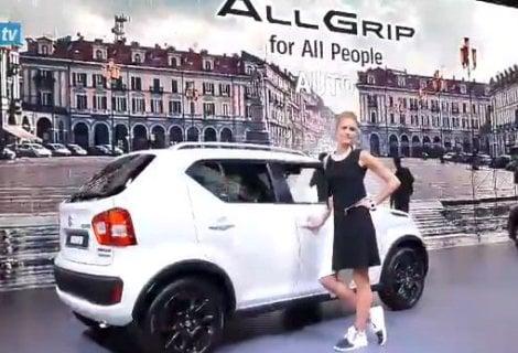 Suzuki Ignis, la rivoluzione è nella mini-suv