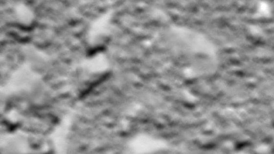 Finita la corsa di Rosetta: si è posata sulla cometa 67P