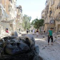 """Siria, la Russia replica a Kerry: """"Gli Usa risparmiano i terroristi per usarli contro..."""