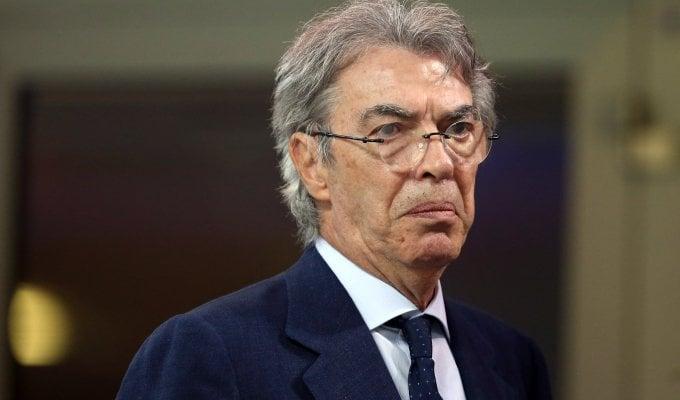 Inter, i cinesi rivogliono Moratti presidente: ''Ci sto pensando...''