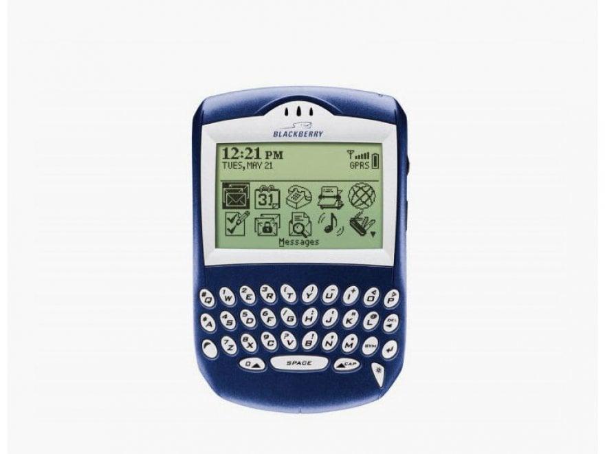 BlackBerry, la storia dell'azienda in 10 smartphone