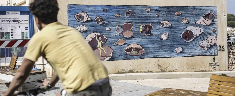 Ritorno a Lampedusa