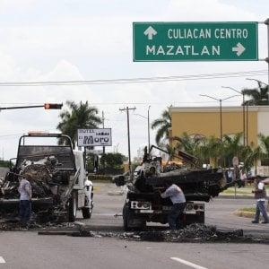 Messico, figli de 'El chapo' sospettati imboscata a convoglio militare: uccisi 5 soldati