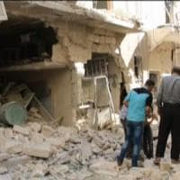 Siria, barili bomba su principale ospedale in zona ribelle Aleppo