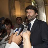 """Dario Franceschini: """"Subito l'intesa sulla legge ma poi il Pd resti unito sul Sì"""""""