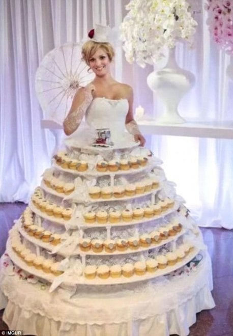 Super Gli abiti da sposa più brutti del mondo: un sito li ha raccolti  MC13