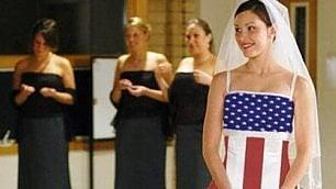 Gli abiti da sposa più brutti del mondo: un sito li ha raccolti