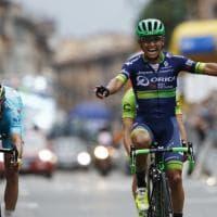 Ciclismo, nel Giro di Lombardia trionfa Chaves