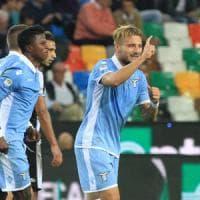 Udinese-Lazio 0-3, Inzaghi vola sulle ali di Immobile e Keita