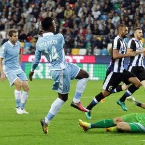 Pagelle: Lazio, Keita è uno spettacolo. Udinese, si salva solo De Paul