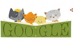 La festa dei nonni: il doodle di Google