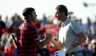Golf, Ryder Cup: Europa a picco nella 2/a giornata, allungano gli Usa