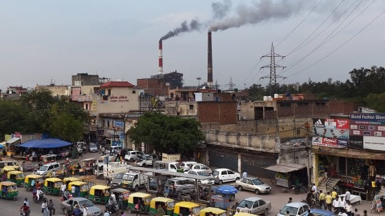 L'India ratifica l'accordo sul clima firmato a Parigi