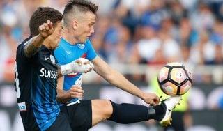 Pagelle: Atalanta, a Gomez manca solo il gol. Napoli: stonano tutti, il migliore è Maksimovic
