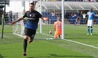 Atalanta-Napoli 1-0: il sole spegne gli azzurri, Petagna fa rifiatare Gasperini