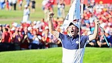 Golf, Ryder Cup agli Usa: Europa sconfitta dopo 8 anni