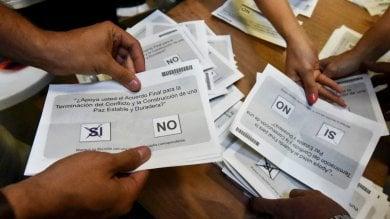 Colombia, referendum su accordo di pace governo-Farc, il no vince a sorpresa