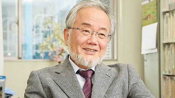 Il giapponese Ohsumi vince il Nobel per la medicina