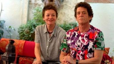 L'ultima opera di Lou Reed. Laurie Anderson: Un meraviglioso spirito, folle e selvaggio