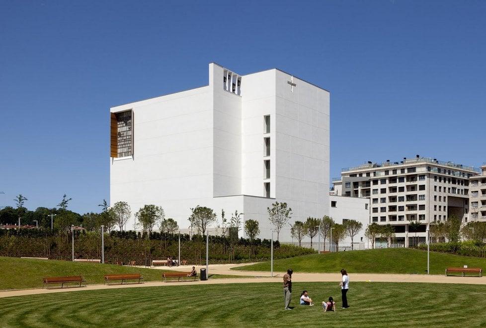 Architettura sacra, l'Oscar 2016 va allo spagnolo Moneo Vallés