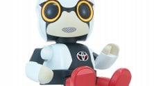 Toyota Kirobo Mini, il robottino da compagnia