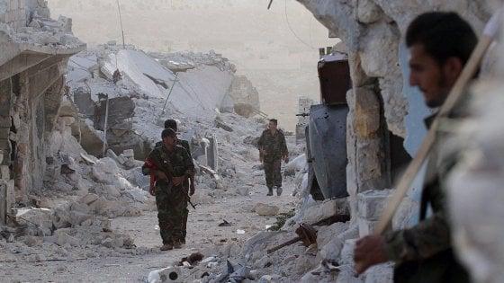 Aleppo, terzo raid sullo stesso ospedale