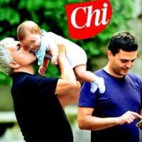 Nichi Vendola, papà a tempo pieno: