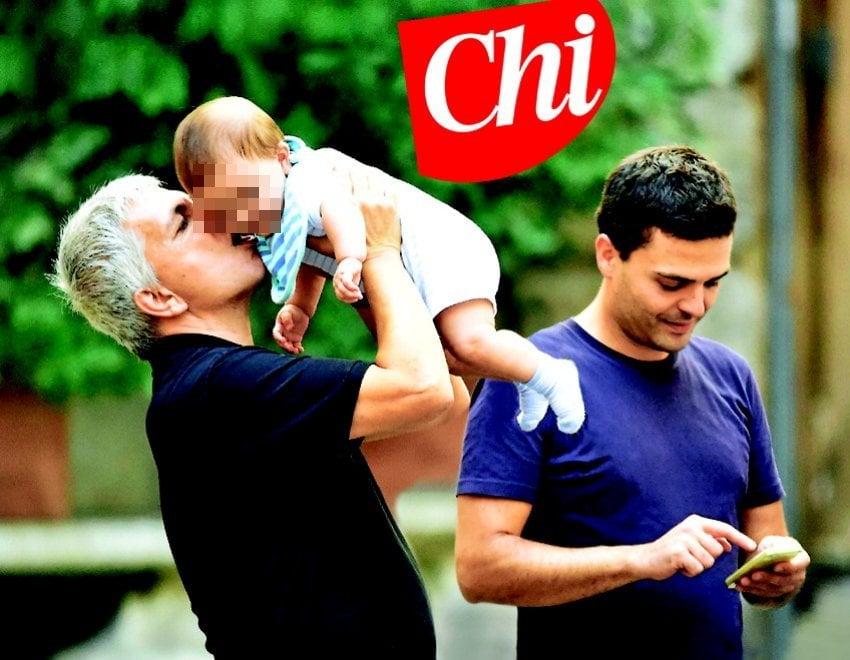 """Nichi Vendola, papà a tempo pieno: """"Per ora niente politica"""""""