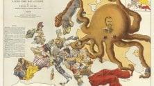 Arte e propaganda nelle mappe del XX secolo