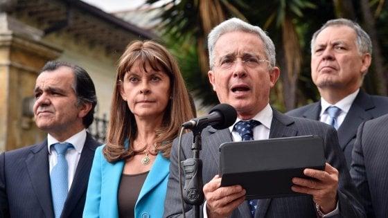 Colombia, spiraglio di pace: la destra di Uribe disponibile a nuova trattativa con le Farc