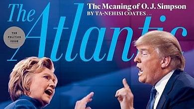 Presidenziali Usa, dall'Atlantic Magazine storico endorsement per Clinton