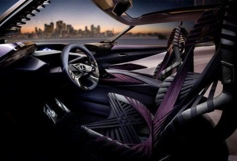 Lexus UX Concept, il futuro è dietro l'angolo