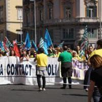 Almaviva come il Grande Fratello, scontro sul telecontrollo dei lavoratori