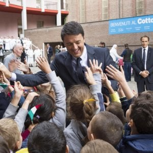 Renzi, ricoverate chi si accontenta di un Pil all'1%