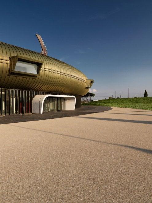 Prato il nuovo volto del centro pecci per l 39 arte contemporanea - Architetto prato ...