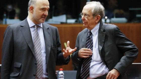 """L'Ue apre all'Italia, Moscovici: """"Ok alla flessibilità per migranti e terremoto"""""""