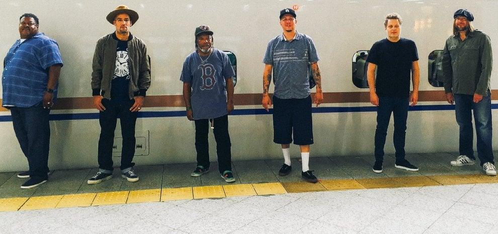 Il tris dei Red Hot Chili Peppers, Ben Harper insieme agli Innocent Criminals