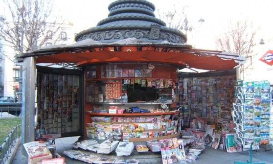 Accordo Nexive-giornalai: le edicole diventano uffici postali