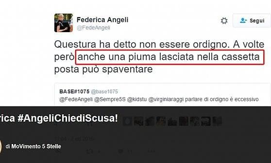 """Fnsi contro il M5s: """"Basta attacchi a Federica Angeli"""""""
